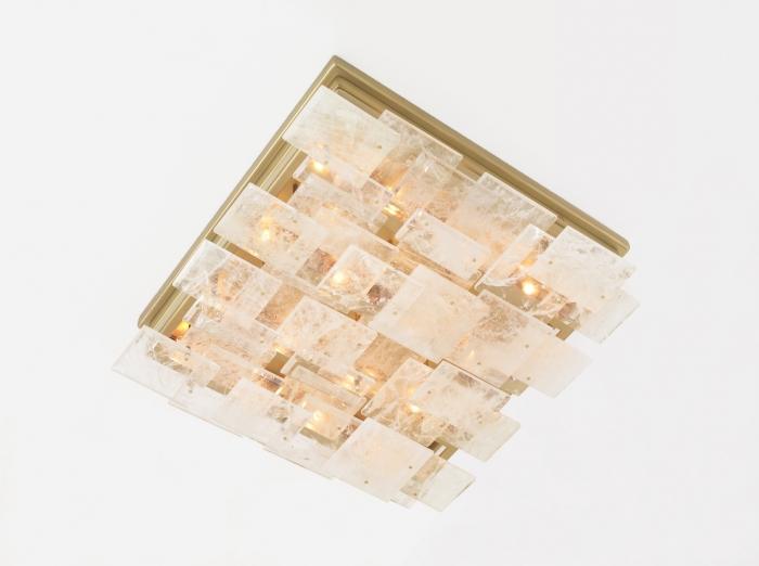 Aquila™ Sconce II + Estérel™ Ceiling Fixture